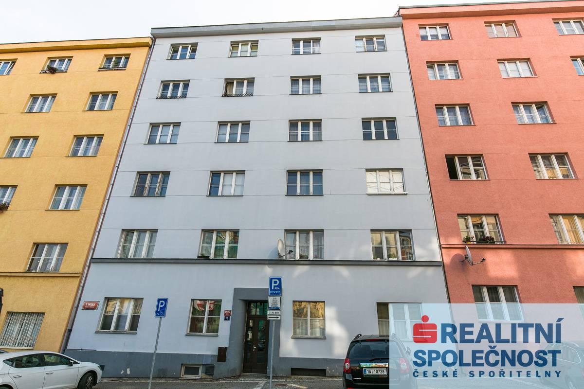 Prodej, Byt 2+kk, 50m2, U Křížku, Praha 4, Nusle