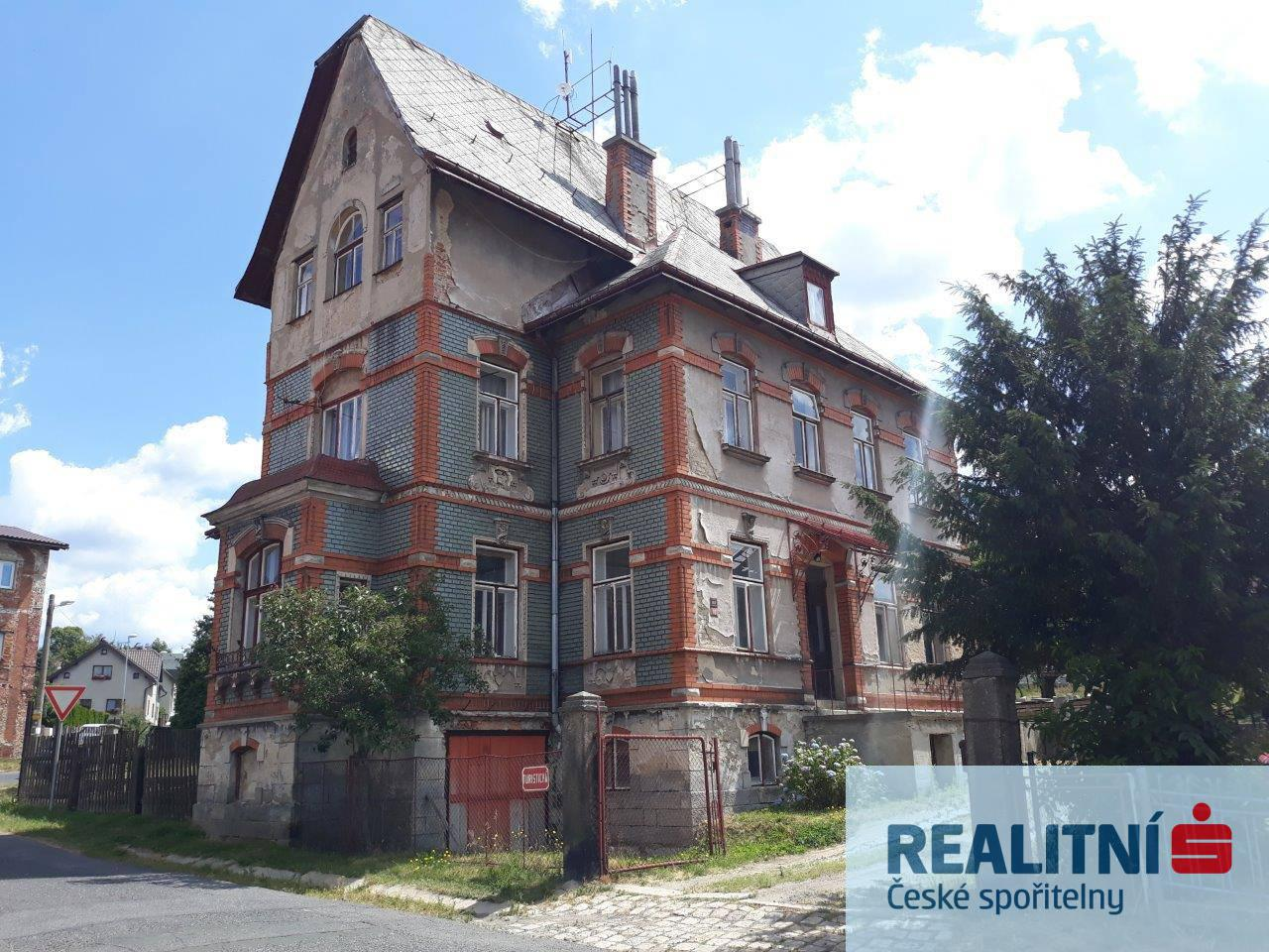 Prodej, Dům RD samostatný, 250m2, Vrkoslavice