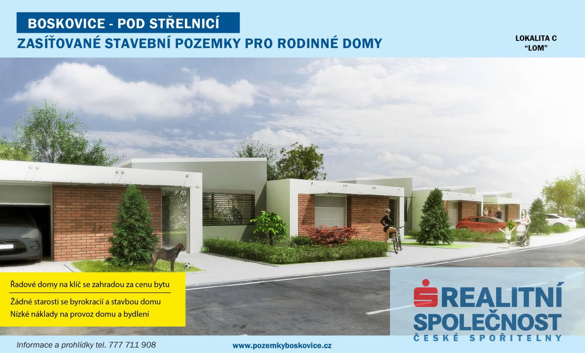 Prodej, Dům RD rohový, 110m2, Boskovice