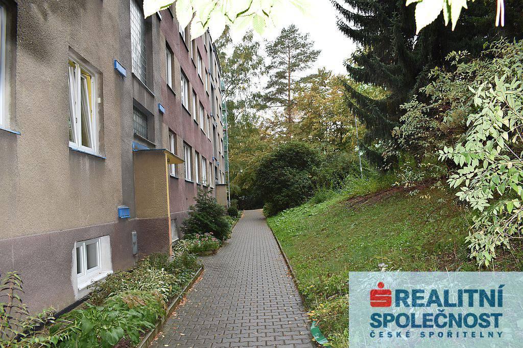 Prodej, Byt 2+1, 60m2, Děčín II-Nové Město