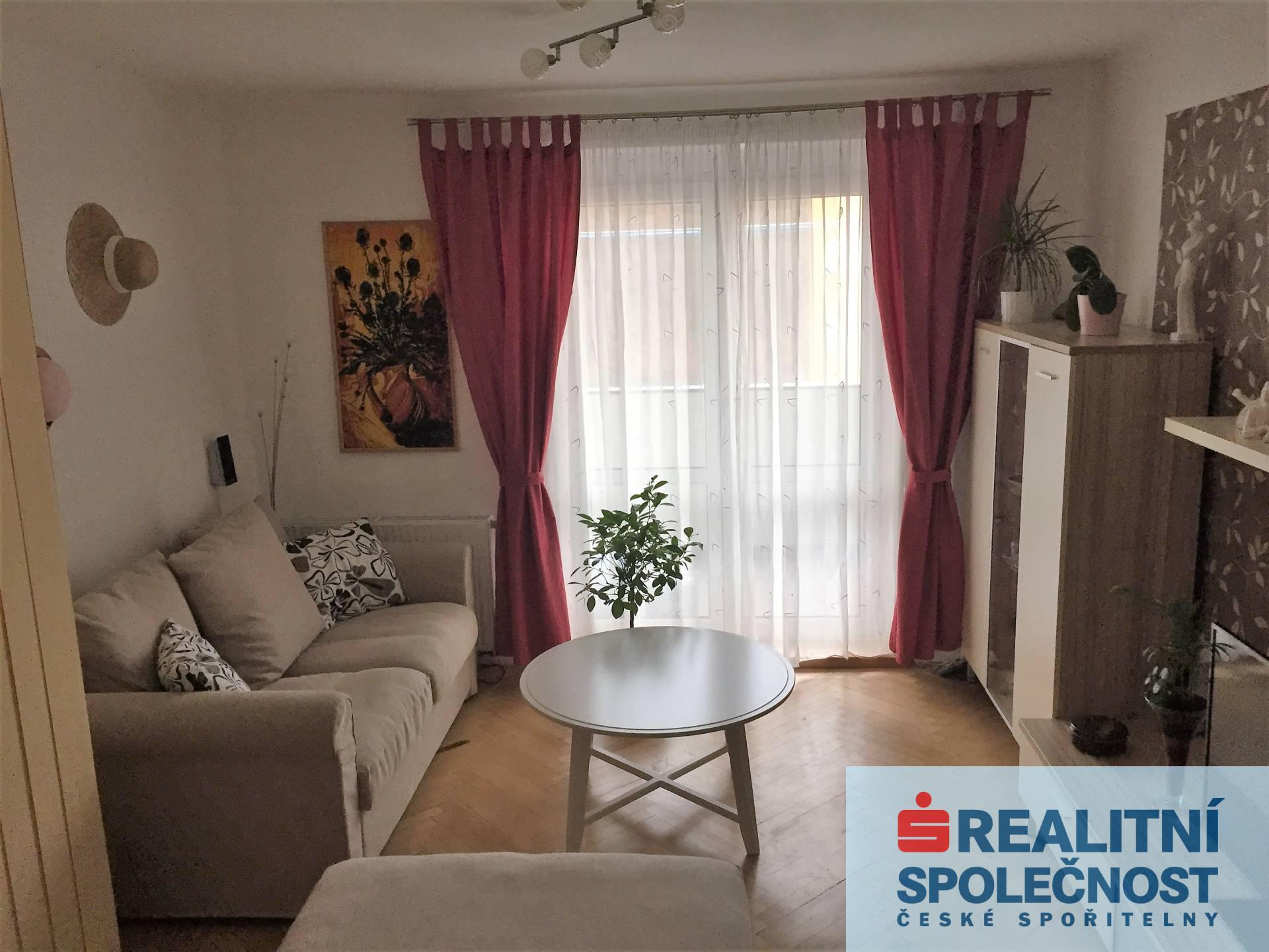 Prodej bytu 2+1+šatna+balkon, 55 m2, Ostrava - Zábřeh