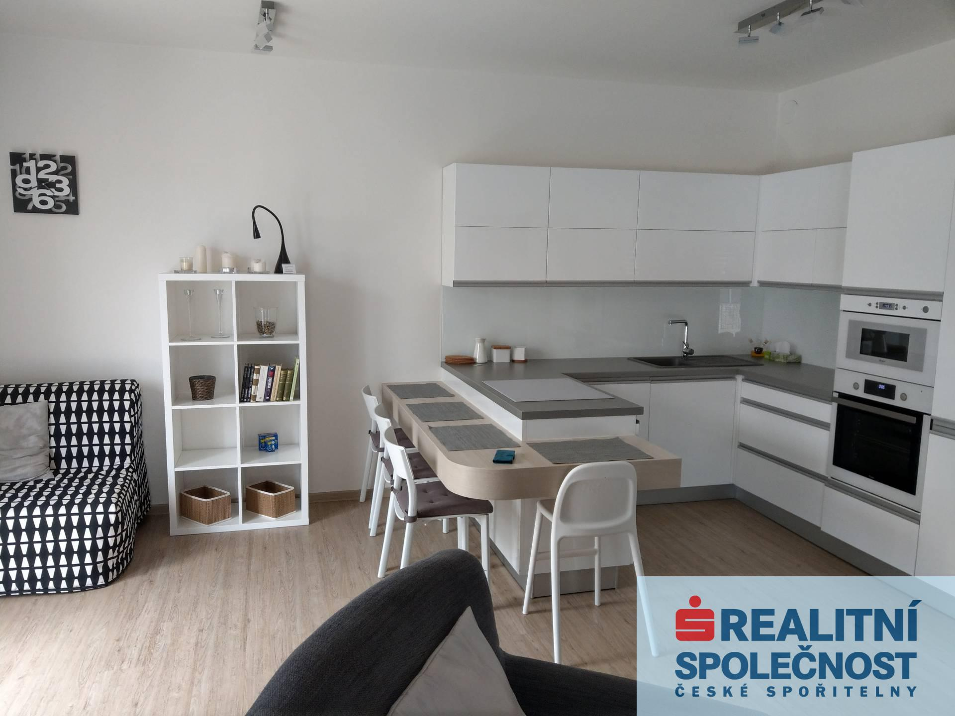 Prodej, Byt 2+kk, Nová Karolina, terasa, předzahrádka, Moravská Ostrava