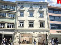 Prodej, Nájemní domy , 2 034m2, Olomouc