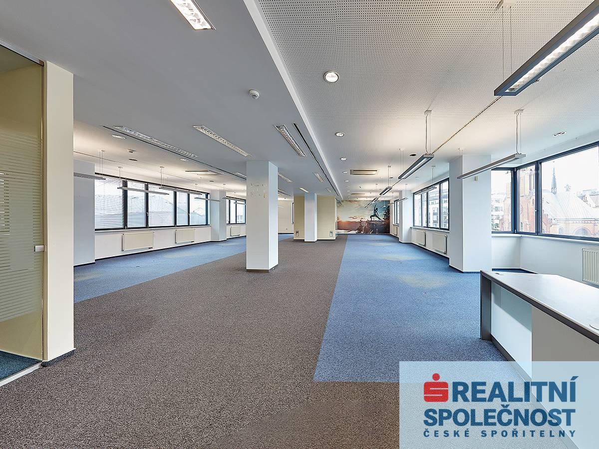 Pronájem, Obchodní / kancelářské prostory A, 321m2, Olomouc centrum