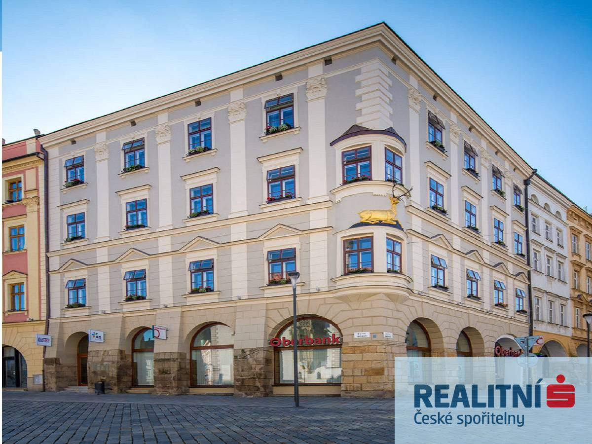 Pronájem, Komerční prostory kancelářské, 100m2, Olomouc
