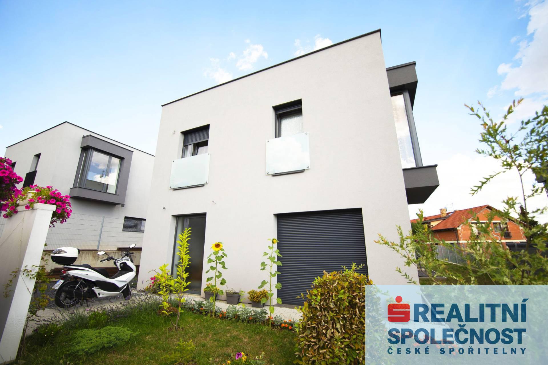 Prodej, Dům RD samostatný, 131m2, terasa 28 m2, garáž 18 m2, Stodůlky